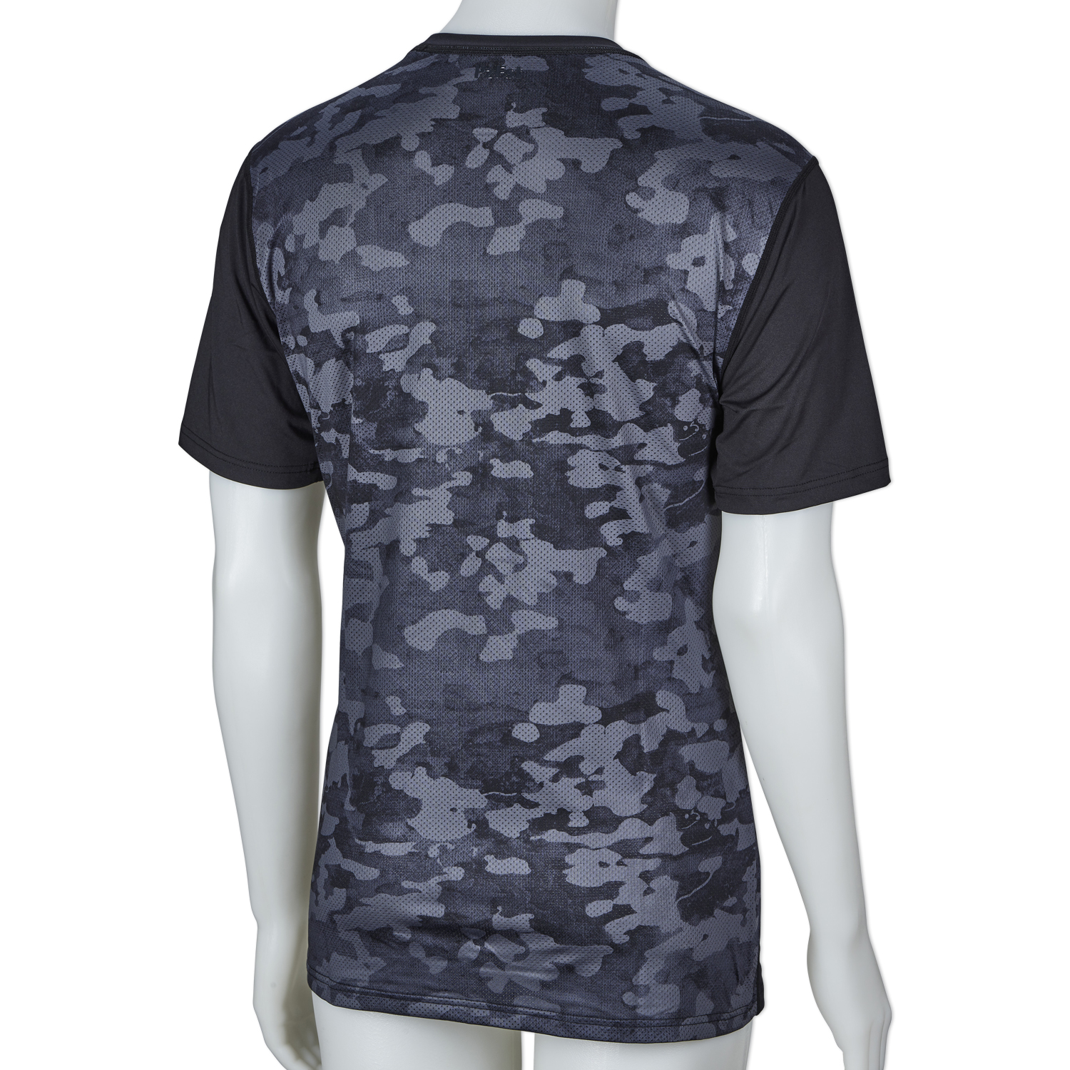7200 Black Camo Performance Shirt